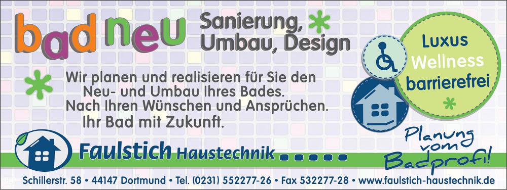 Faulstich Bad Gestaltung Sanierung Umbau